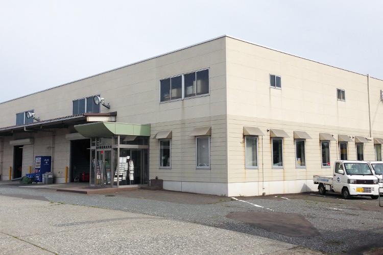 藤村機器株式会社 八戸支店 外観の様子