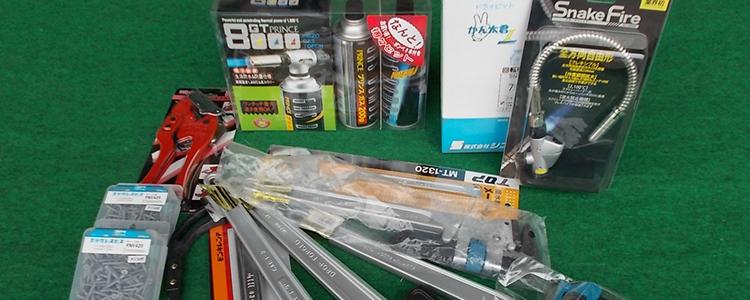 藤村機器株式会社 取扱い商品・機械工具類