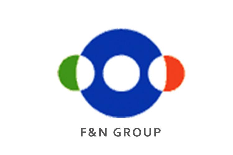 F&N GROUP ロゴマーク